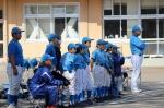 練習試合④ vsあかつき野球部