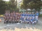ベイサイドカップ U6D vs リトルバイキングズ